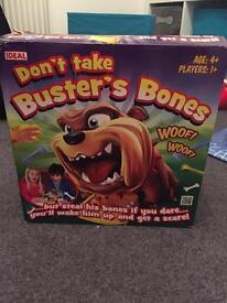 Buster bones