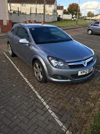 Vauxhall Astra Sri exterior pack 1.8L 140bhp