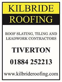 KILBRIDE ROOFING LTD - TRAINEE SLATER / TILERS URGENTLY WANTED