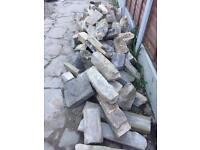 Yorkshire Stone Blocks/Bricks