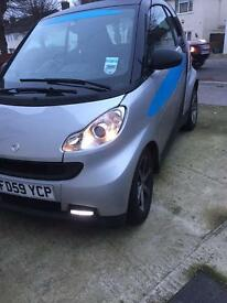 Smart car for two 2010 very low miles