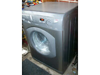 HOTPOINT WASHING MACHINE.FREE DELIVERY LOCAL TO NEW MILTON