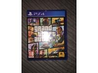 GTA v NEW and sealed. PS4