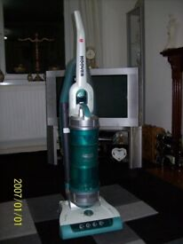 Very good condition -Hoover Eco G Total Reach Upright Vacuum Cleaner UTE1100