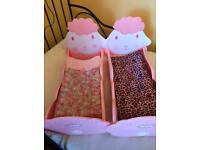 Baby Annabell beds good condition