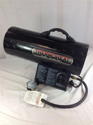 Thermoheat Portable Propane Forced Air Heater 30000- 60000 Btu