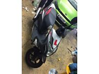 Sinnis harrier 125cc 2014