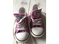 Children's Converse All Star trainers