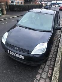 Cheap running tax and insourence Ford Fiesta for sell