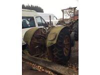 E27 fordson tractor