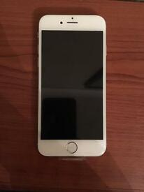 Silver iPhone 6 64gb (O2)