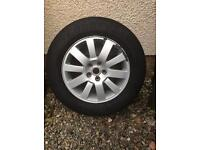 Discovery 3/4 alloy wheel