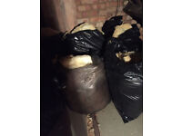 6+ Bags of Loft Insulation