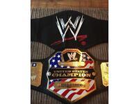 WWE United States Championship-Adult metal replica