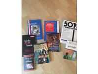 Various French books!