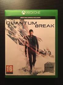 Quantum Break Xbox One - Brand New
