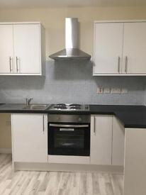 BRAND NEW 1 BED FLAT, QUEENS RD CLARENDON PARK, PART FURNISHED £525 pcm