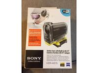 Sony action CamHDR-AS15 Great condition Comes with memory card We are pet and smoke free