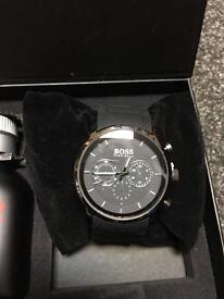 Brand New Hugo Boss gift set, Watch and aftershave £40