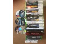 I need to sale Xbox DVD All in good condition. Open for an offer