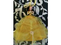 Belle Christmas tree decoration
