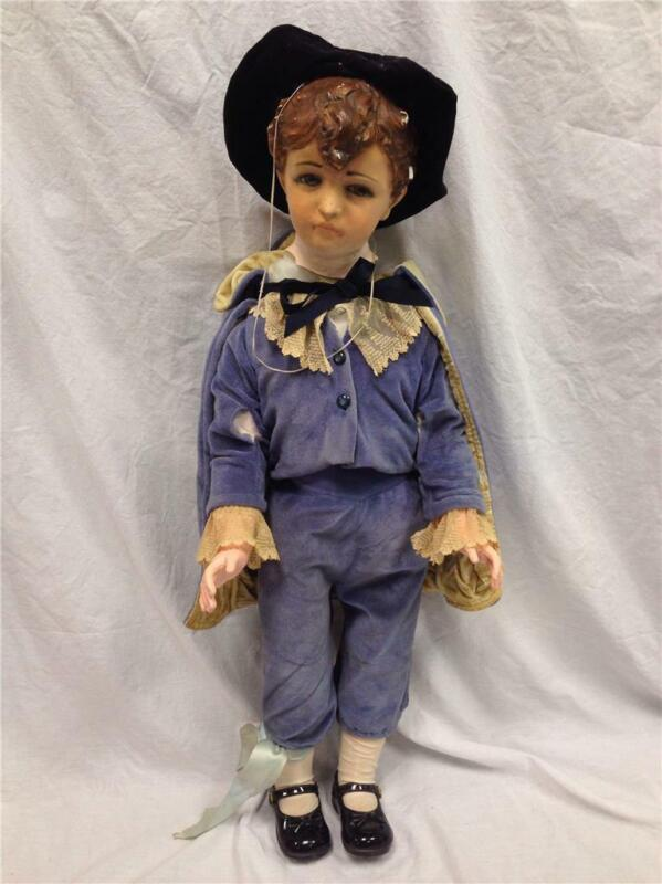 """Antique Vintage Boy Store Display Mannequin 35"""" Tall- Body By Lovee"""