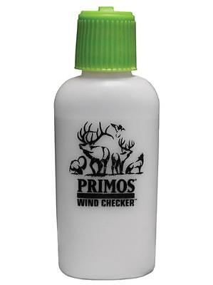 Primos Wind Checker Wind Detector 2 Oz Bottle 7731 Hunting Stalking (Wind Detector)