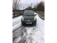 Nissan note 1.5 dci (56) plate