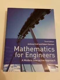 Mathematics for Engineers Third Edition