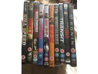 30 Various DVD Movies!