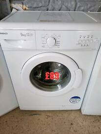 beko 5kg washing machine free delivery in Coventry