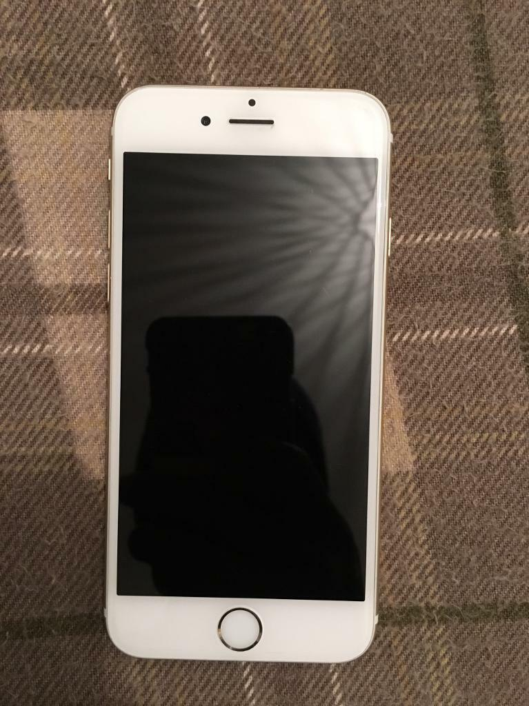Iphone 6 64GB UNLOCKED TO ALL NETWORK