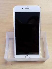 Apple iPhone 6s 128 GB Gold (unlocked) Excellent condition with original box and accessories