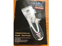 Men hair trimmer as new boxed