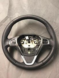 Fiesta cruise control steering wheel/fiesta steering wheel