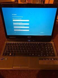 """Acer Aspire 5332 Laptop, 15.6"""" HD LCD, 3GB, 250GB, AMD Athlon 64 Processor"""