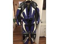 Richa motorcycle leathers UK 10