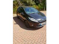 FORD FIESTA TITANIUM 1.4L PETROL MANUAL 2008 / 2009 MODEL MOT TILL JULY FULL LOADED WITH EXTRAS