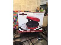 Gourmet Gadgetry waffle iron maker