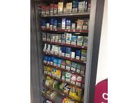 Cigarettes gantry