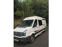 2012 VW CRAFTER 2.0 TD CAMPERVAN 4 berth