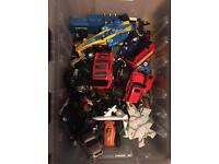 Job lot of toy cars