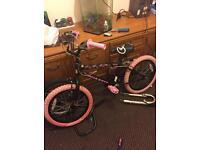 Hallo kitty girls bike