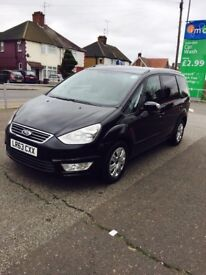 Ford galaxy 63 plate Automatic with pco