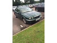 2003 Jaguar X Type, low Milleage and very good condition