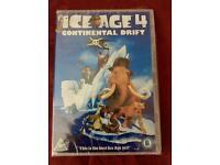 Ice Age 4: Continental Drift (New) DVD