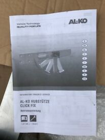 AL-KO telescopic rear stabilisers