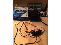 PS Vita Games Console