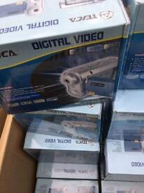 Digital video recording camcorder brand new sealed
