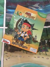 Jake & The Neverland Pirates Busy Book